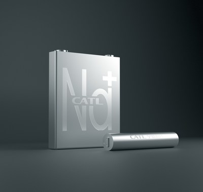 CATL's first-generation sodium-ion battery