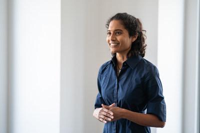 Sheena Mukkada, M.D. del Departamento de Medicina Pediátrica Global y Enfermedades Infecciosas del St. Jude, es la autora correspondiente de un nuevo estudio que informa los impactos de la COVID-19 en pacientes con cáncer pediátrico de todo el mundo.